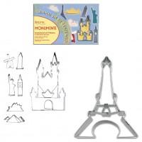 Buildings of the World, 9 st utstickare