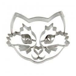 Katt (ansikte), pepparkaksform