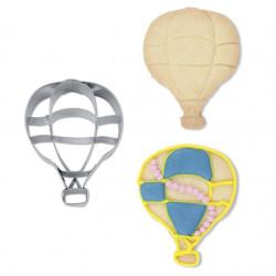 Luftballong, pepparkaksform