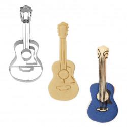 Gitarr (akustisk), pepparkaksform