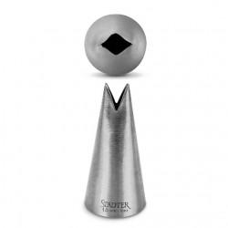 Blomtyll - Blad, 10 mm (Städter)