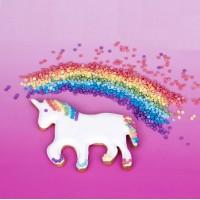 Unicorn, konfettiströssel