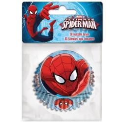 SpiderMan, 60 st muffinsformar