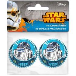 Star Wars, 60 st små muffinsformar