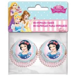 Disney Prinsessor, 60 st små muffinsformar