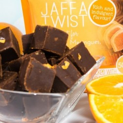 Jaffa Twist, 500g florsocker