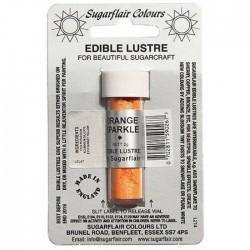 Orange Sparkle, metallicfärg