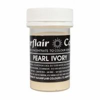 Pearl Ivory, pastafärg