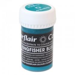 Blå, pastafärg (Kingfisher Blue - SC)