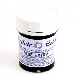 Blå, 42g pastafärg (Blue Extra)