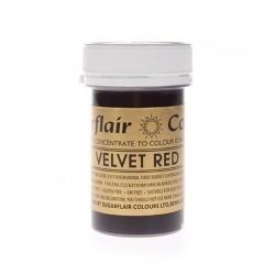 Röd, pastafärg (Velvet Red - SC)