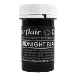 Svart, pastafärg (Midnight Black - SC)