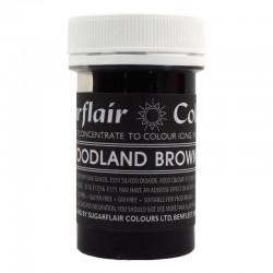 Woodland Brown, pastafärg