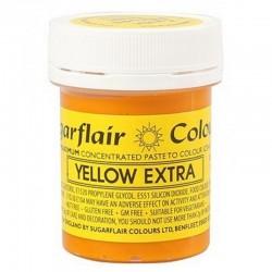 Gul, 42g pastafärg (Yellow Extra)