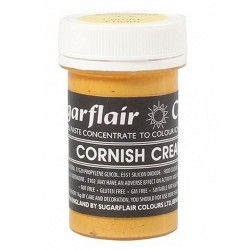 Cornish Cream, pastafärg