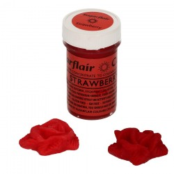 Röd, pastafärg (Strawberry - SC)