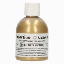 Glittersocker, Guld (Regency Gold - SC)