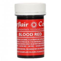 Röd, pastafärg (Blood Red - SC)