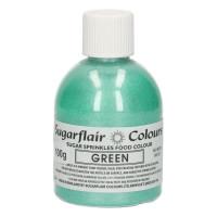 BF 20211231 - Glittersocker, Grön (Green - SC)