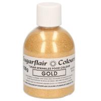 Glittersocker, Guld (Gold - SC)