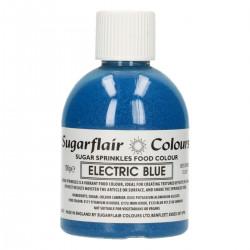 Glittersocker, Blå 100g (Electric Blue - SC)