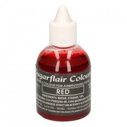 Airbrushfärg, röd (Red - SC)