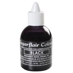 Svart, airbrushfärg (Black - SC)