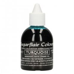 Blå, airbrushfärg (Turquoise - SC)