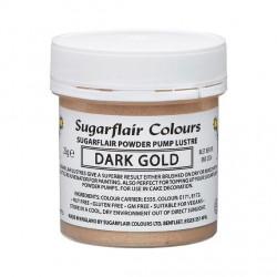 Guld, metallicfärg (Dark Gold) 25g