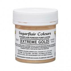 Guld, metallicfärg (Extreme Gold) 25g