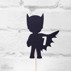 BatBoy - 7, tårtdekoration