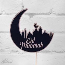 Eid Mubarak, tårtdekoration