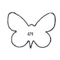 Fjäril, liten