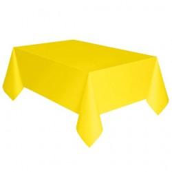 Bordduk, gul