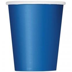 Blå mugg, 8 st