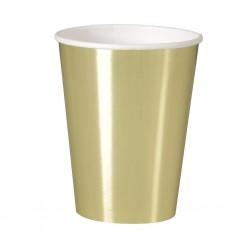 Guld, 8 st muggar