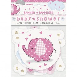 Umbrellaphant - Pink, girlang