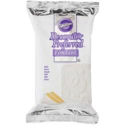 Vit sockerpasta, 500g (Wilton)
