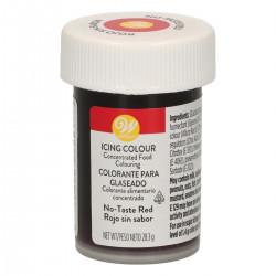 Röd pastafärg (No-Taste Red - Wilton)
