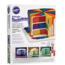 Checkerboard - Kvadrat, bakform