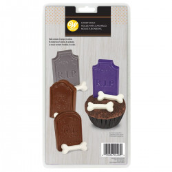 Gravsten, chokladform