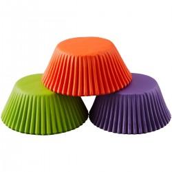 Tri Colors, 75 st muffinsformar