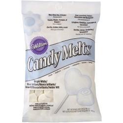Candy Melts, vit 340g (vaniljsmak)