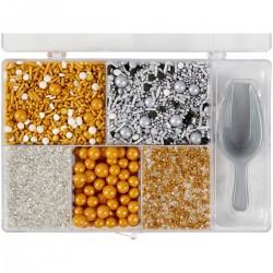 BF 20200831 - Metallic-strösselmix, Sprinkle Box