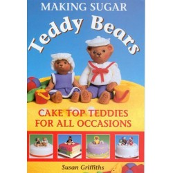 Making Sugar Teddy Bears, bok