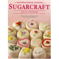 Intl School of Sugarcraft, vol 1, bok