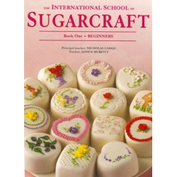 Intl School of Sugarcraft, vol 1