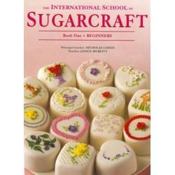 Intl School of Sugarcraft - volym 1, bok