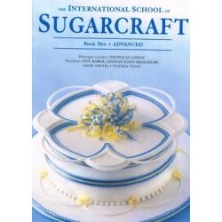 Intl School of Sugarcraft - volym 2, bok