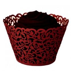 Scroll, cupcake wraps